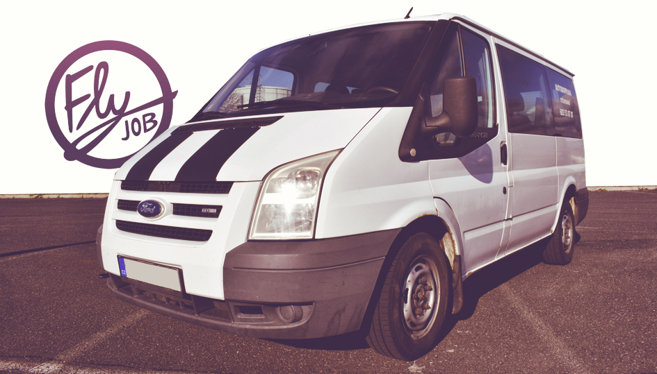 Ford Transit - Fly job s.r.o.